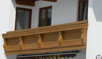 Loggia in Walchsee