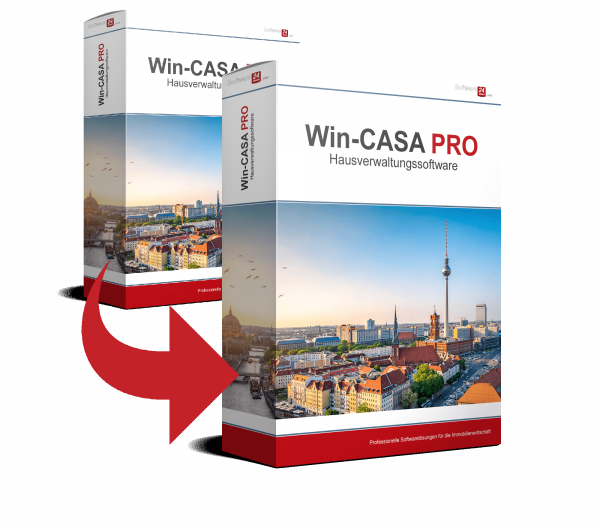 Win-CASA Versionsupdate